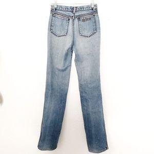 Vintage Gloria Vanderbilt High Rise Straight Jeans